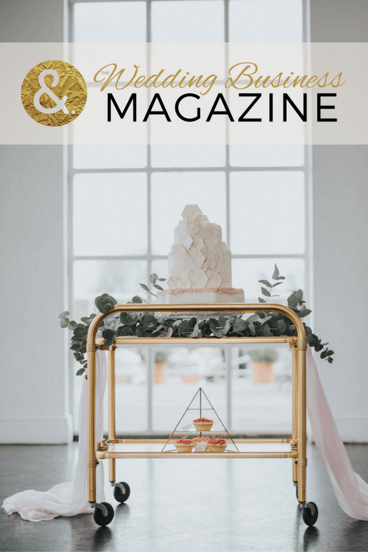 wedding business magazine