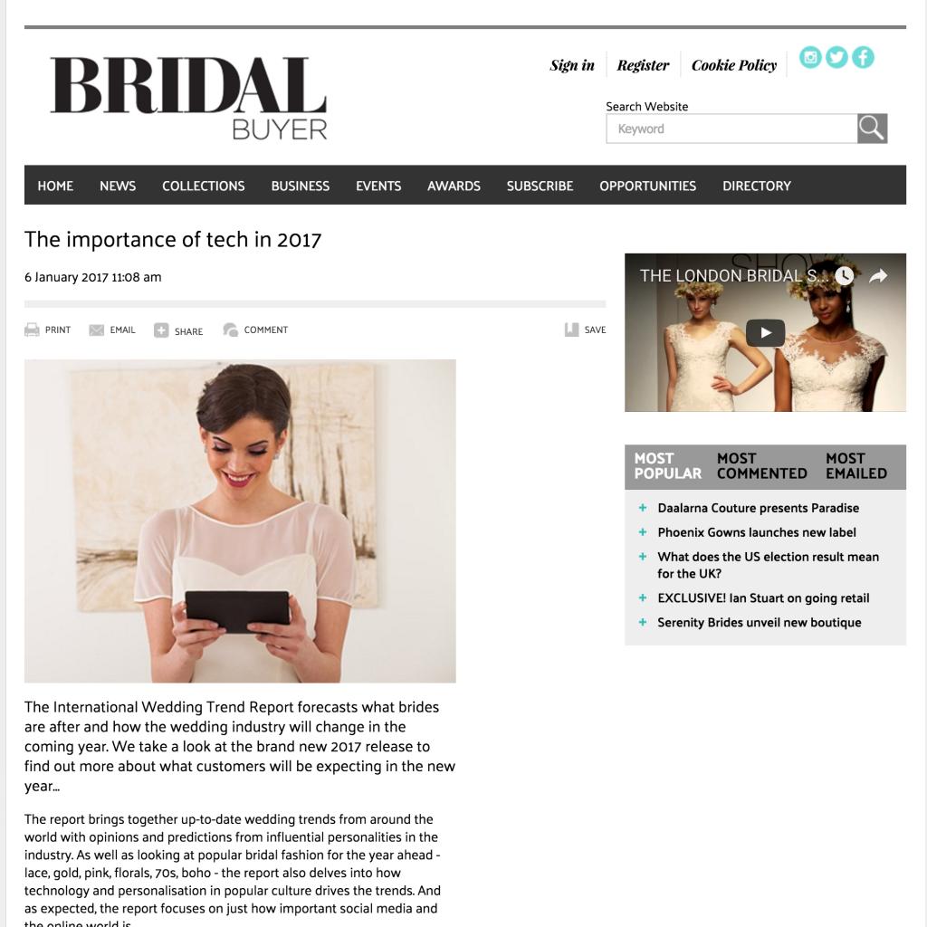Bridal Buyer