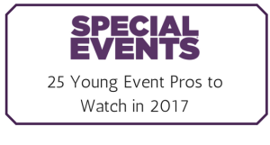25 Young Event Pros to Watch in 2017