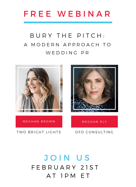 Join me for a webinar with Two Bright Lights!   OFD Consulting